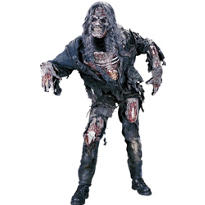 Teen Boys 3D Zombie Costume