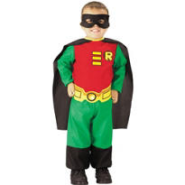 Toddler Boys Robin Costume - Teen Titans