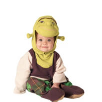 Baby Shrek Costume - Shrek Forever After