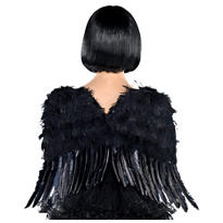 Black Angel Wings