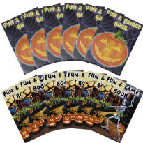 Halloween Activity Pads 12ct