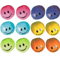 Soft Smile Balls 12ct
