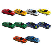 Die-Cast Race Cars 12ct