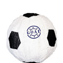 Soccer Ball Pinata 12in