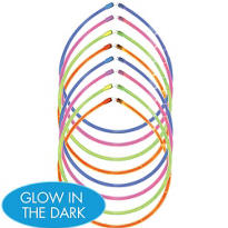 Super Glow Necklaces 10ct