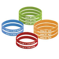 Religious Attitude Bracelets 10ct