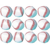 Baseball Soft Ball Favors Value Pack 12ct