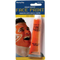Orange Face Paint 1oz