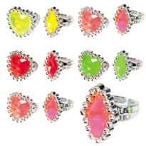 Gemstone Rings 84ct