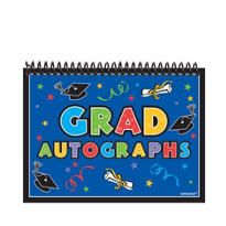 Bravo Grad Graduation Autograph Book 4in x 6 1/4in