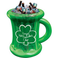 Inflatable Beer Mug Cooler 25in