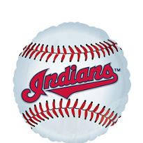 Cleveland Indians Balloon 18in