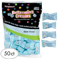 Bible Verse Pillow Mints 50ct