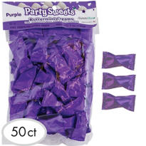 Purple Pillow Mints 50ct