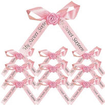 Sweet 16 Blossom Favor Ties 20ct