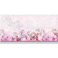 Mis Quince Blossom Place Cards 50ct
