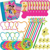 Tinker Bell Favor Pack 48pc