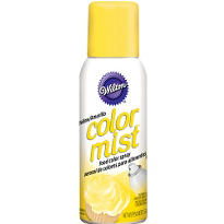 Yellow Color Mist