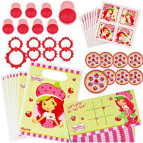 Strawberry Shortcake Favor Pack 48pc