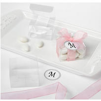 Clear Favor Box Kit 50ct