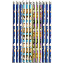Party Pups Pencils 12ct