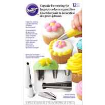 Cupcake Decorating Set 12ct