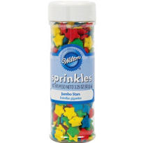 Star Sprinkles 3.25oz