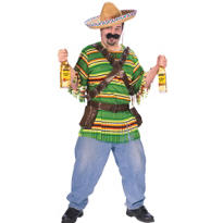 Adult Tequila Pop Dude Costume Plus Size