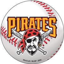 Pittsbugh Pirates Magnet 4in