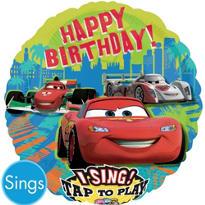 Cars Balloon - Singing