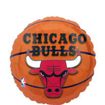 Chicago Bulls Balloon 18in