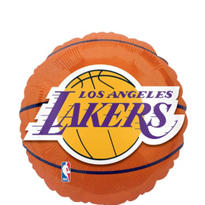 Los Angeles Lakers Balloon 18in