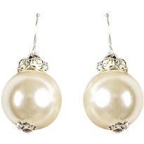 Jazzy Pearl Earrings