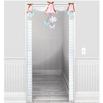 Blushing Bride Door Decorating Kit 4ct