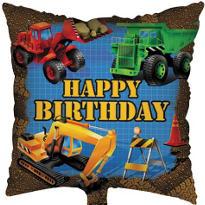 Happy Birthday Balloon - Under Construction