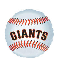 San Francisco Giants Foil Balloon 18in