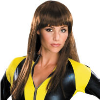 Watchmen Silk Spectre Wig Deluxe