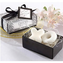 Hugs & Kisses Soap Wedding Favor