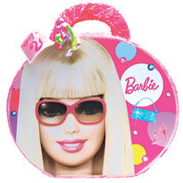 Pull String Barbie Purse Pinata