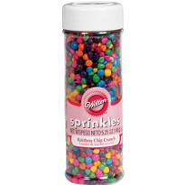 Rainbow Chip Crunch Sprinkles 5 1/4oz