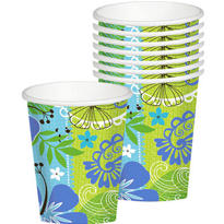 Tropical Breeze Cups 8ct