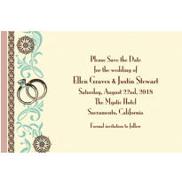 Wedding Day Custom Invitation