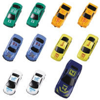 Die-Cast Race Cars 24ct