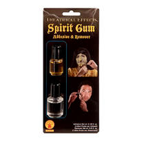 Spirit Gum Adhesive and Remover
