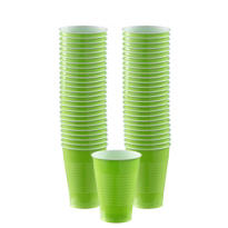 Kiwi Plastic Cups 12oz 50ct