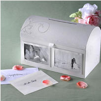 Wedding Photo Card Box