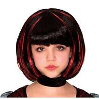 Tween Vampiress Wig