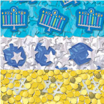 Hanukkah Confetti Mix 1 1/8oz