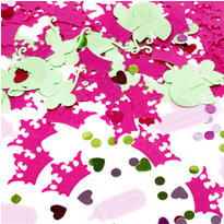 Little Princess Baby Shower Confetti 2 1/2oz