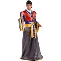 Adult Samurai Warrior Costume Grand Heritage